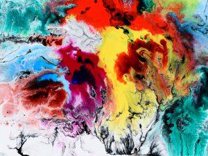 Konst genom måleri
